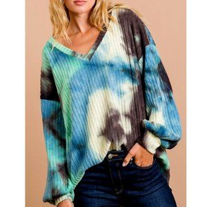 So Soft Premium Tie Dye Top